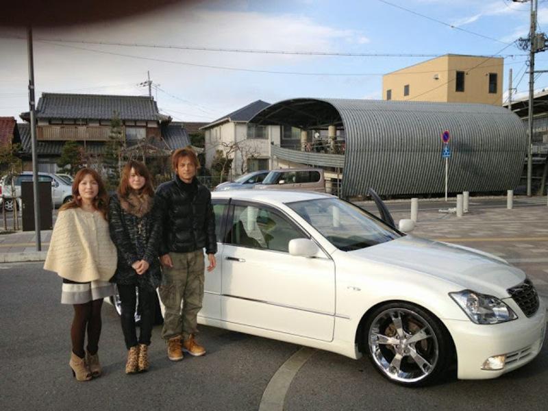 奈良県 K様 クラウンホワイトのサムネイル