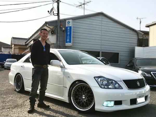 奈良県 M様 クラウンホワイト