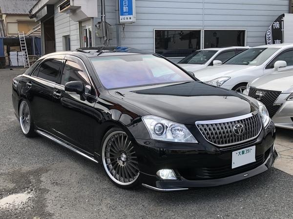 東大阪市 H様 マジェスタ