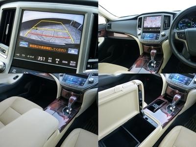 328万円 クラウン HVロイヤルサルーン MJエアロスタイル モデリスタ 18インチAW のサムネイル