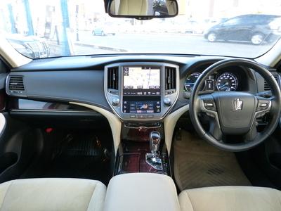【売約済】クラウン HV ロイヤルサルーン モデリスタ TEIN車高調 レオンハルトのサムネイル