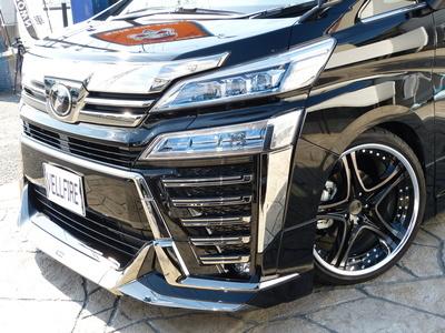 新車 ヴェルファイア 即納車可能 ZG カスタムのサムネイル