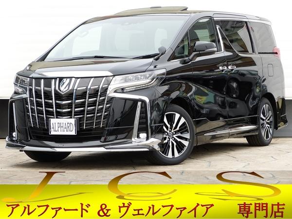 526万円 新車アルファード SCパッケージ SR 3眼ヘッド BIG-X11プレミアムセット モデリスタエアロ
