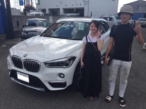 堺市 Y様 BMW X1