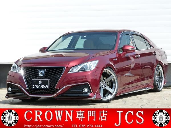 【売約済】210HV RS Jタイガー カスタム WORK20インチAW