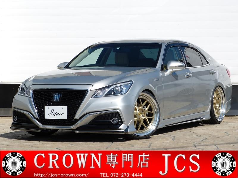 【売約済】318万円 Jタイガーカスタム 210HV ロイヤルサルーンのサムネイル