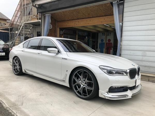 堺市 O様 BMW 740e
