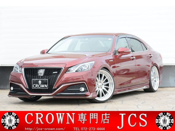 319万円 マジェスタJタイガーカスタム Fパッケージ モデリスタ/WALD/TEIN