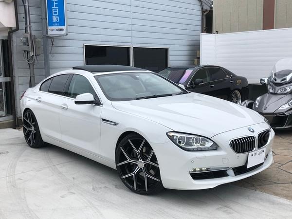堺市 O様 BMW 640i  グランクーペ