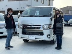堺市 S様 新車ハイエース スーパーGL