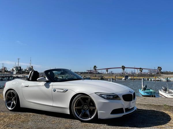 千葉県 N様 BMW Z4 sDrive23i