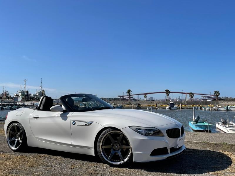千葉県 N様 BMW Z4 sDrive23i のサムネイル