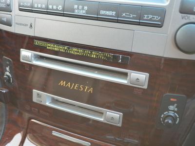 【売約済】49万円 18マジェスタ  タイプC Fパッケージ 本革 サンルーフ 純正エアサス 20インチAWのサムネイル