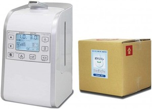 超音波噴霧器 + 次亜塩素酸水 10L セット