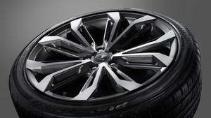 ハリアー モデリスタ 20インチ アルミホイール&タイヤセット ( ロックナット付) 1台分